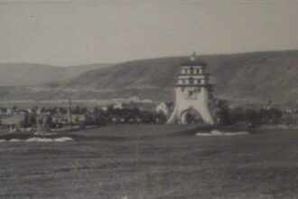 agua caliente gate tower